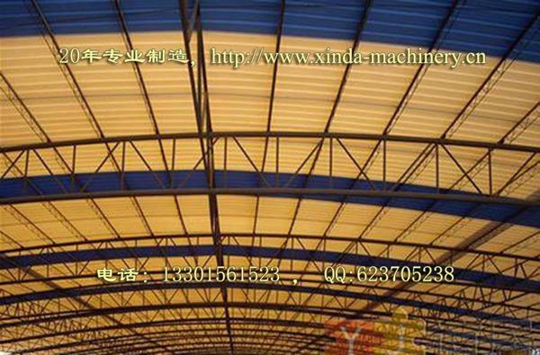 PVC多层波浪瓦生产设备