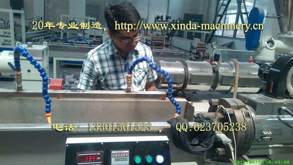 PVC TPR鞋边条生产设备