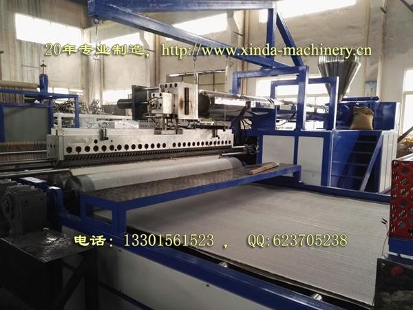 地毯覆膜TPR设备