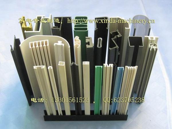 PVC异型材生产设备