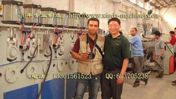 发泡板材生产线设备