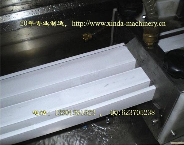 PVC线槽生产线