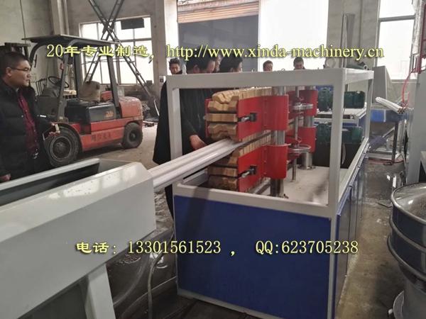 PVC五孔梅花生产设备