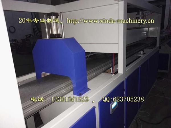 PVC石英砂石塑仿大理石型材生产设备