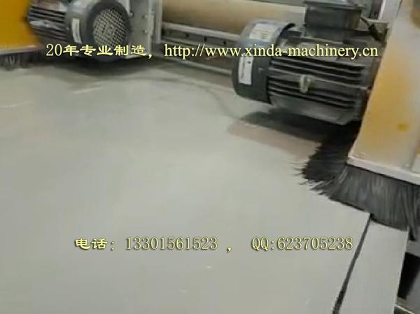 PVC石英砂石塑板材生产线